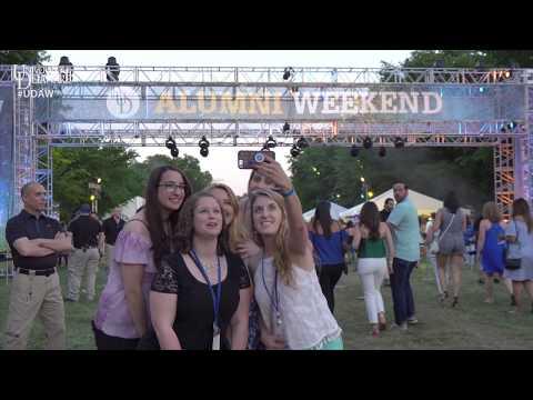 University of Delaware Alumni Weekend 2017