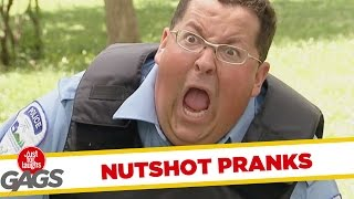 Painful Nutshots Pranks - Best of Just For Laughs Gags