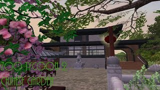 Zoo Tycoon 2 | Chinese Garden | First Impression [ Please read Description ]
