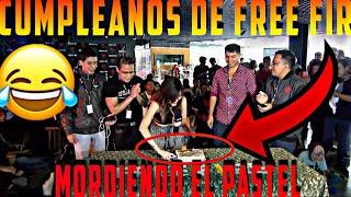 CUMPLEAÑOS DE FREE FIRE - ¡TROLEO A RYDER EL CHIDO!
