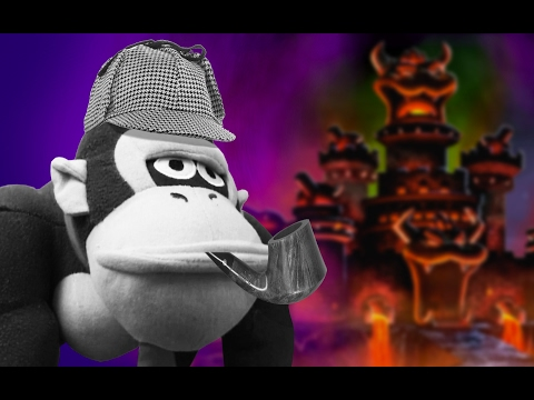 Detective Donkey Kong and the Case of Unjamming Bowser's Printing Party