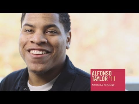 Ohio Wesleyan University - Turning Theory into Practice: Alfonso's Experience