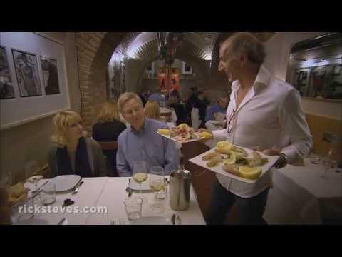 Rome, Italy: A Restaurant Respite