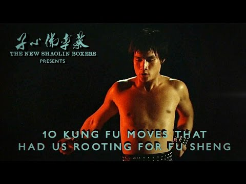 10 Kung Fu Moves That Had Us Rooting For Fu Sheng