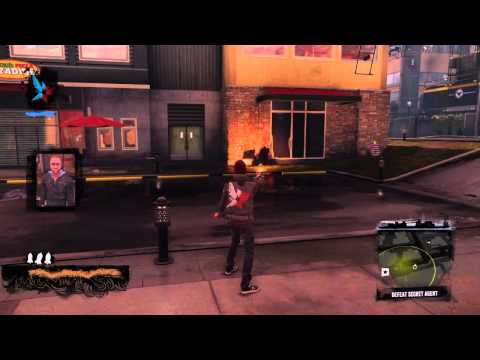 infamous second son how to catch secret agents
