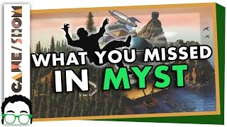 What You Never Noticed About Myst | Game/Show | PBS Digital Studios