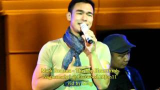 Mark Bautista - I Need You @ Eastwood Video 01 18Jun11