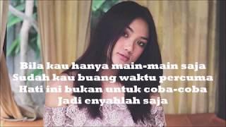 JANGAN - MARION JOLA Feat. RAYI PUTRA l Official Video Lirik l