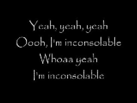Inconsolable - Backstreet Boys With Lyrics