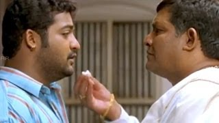 Samba Movie    Tanikella Bharani & Jr.NTR Sentiment Scene