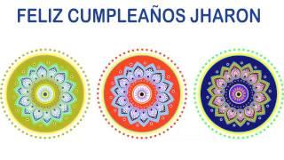 Jharon   Indian Designs - Happy Birthday