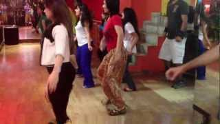 Chikni Chameli Bollywood Workout