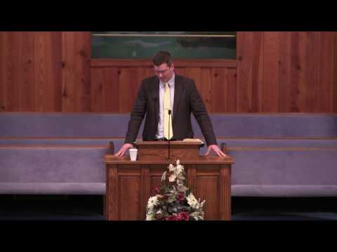 Study Of Galatians: Introduction--Bro. Ryan Lowery--2/12/2017 S. S.