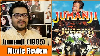 Jumanji (1995) - Movie Review