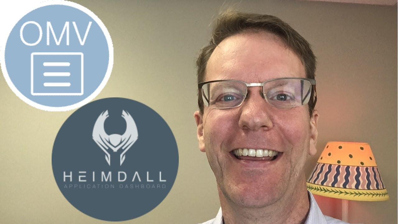 Use Heimdall to Organize Your Docker Apps in Openmediavault