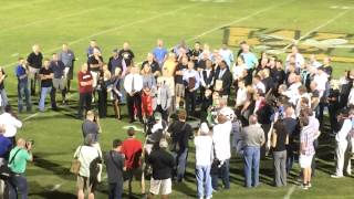 Doug Henderson Stadium Dedication Western Guilford Pt2