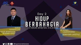 KKR NET ASi 2019 DAY 2   Hidup Berbahagia Bersama Yesus