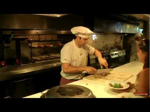 Argentina - Last lunch in Buenos Aires - South America part 41 - Travel video HD