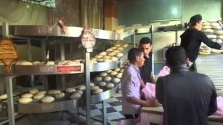 قناة السويس الجديدة : لأول مرة فى تاريخ مصر مخابز توزع الخبز مجانا على عمال القناة