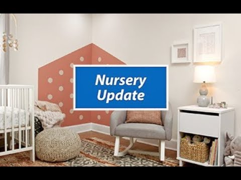 Ask Sw How To Update A Nursery Sherwin Williams Youtube