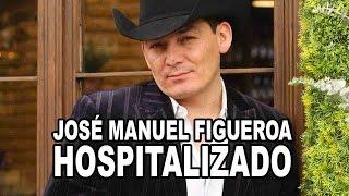 Internan a José Manuel Figueroa