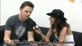 VJ Oana interviu Markus Schulz