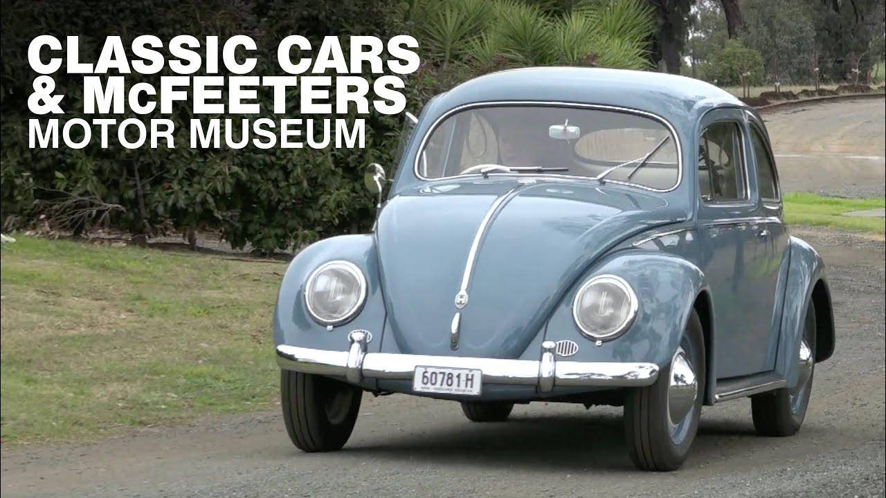 Classic Cars & Mcfeeters Motor Museum NSW: Classic Restos - Series 48