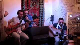 Open Mic at Konrad 21.04.2014 with Pino and Marco