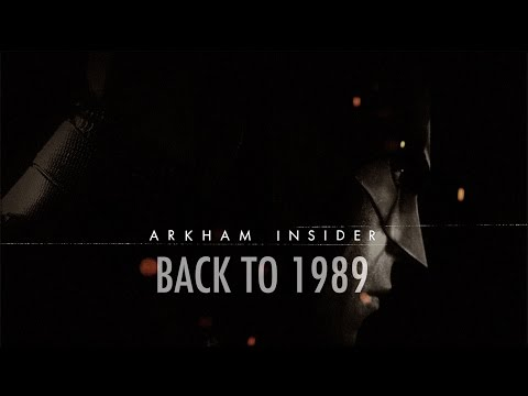 Arkham Insider Episode 7: Back to 1989