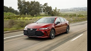 Toyota Avalon 2019 Car Review