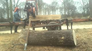 Oak Timber Milling