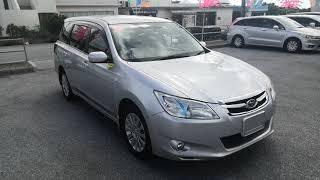 Johnny's Used Cars Okinawa - 2008 Subaru Exiga (15405)
