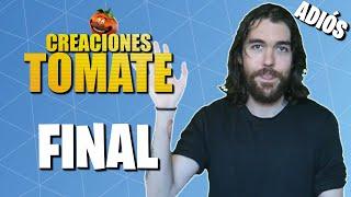 Final - Fortnite Creaciones Tomate - Episodio 34