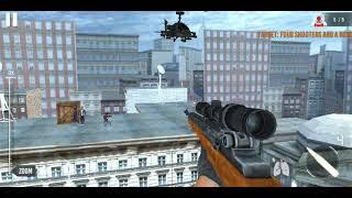 trò chơi Sniper bắn súng Game offline trò chơi bắn súng screenshot 5