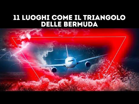 11 Luoghi Ancora Pi Misteriosi Del Triangolo Delle Bermuda
