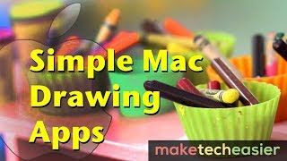 5 Simple Drawing Applications for Mac