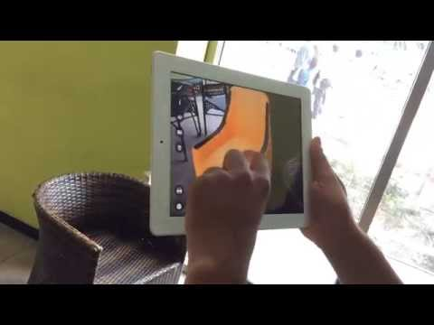 Augmented Reality Furniture App