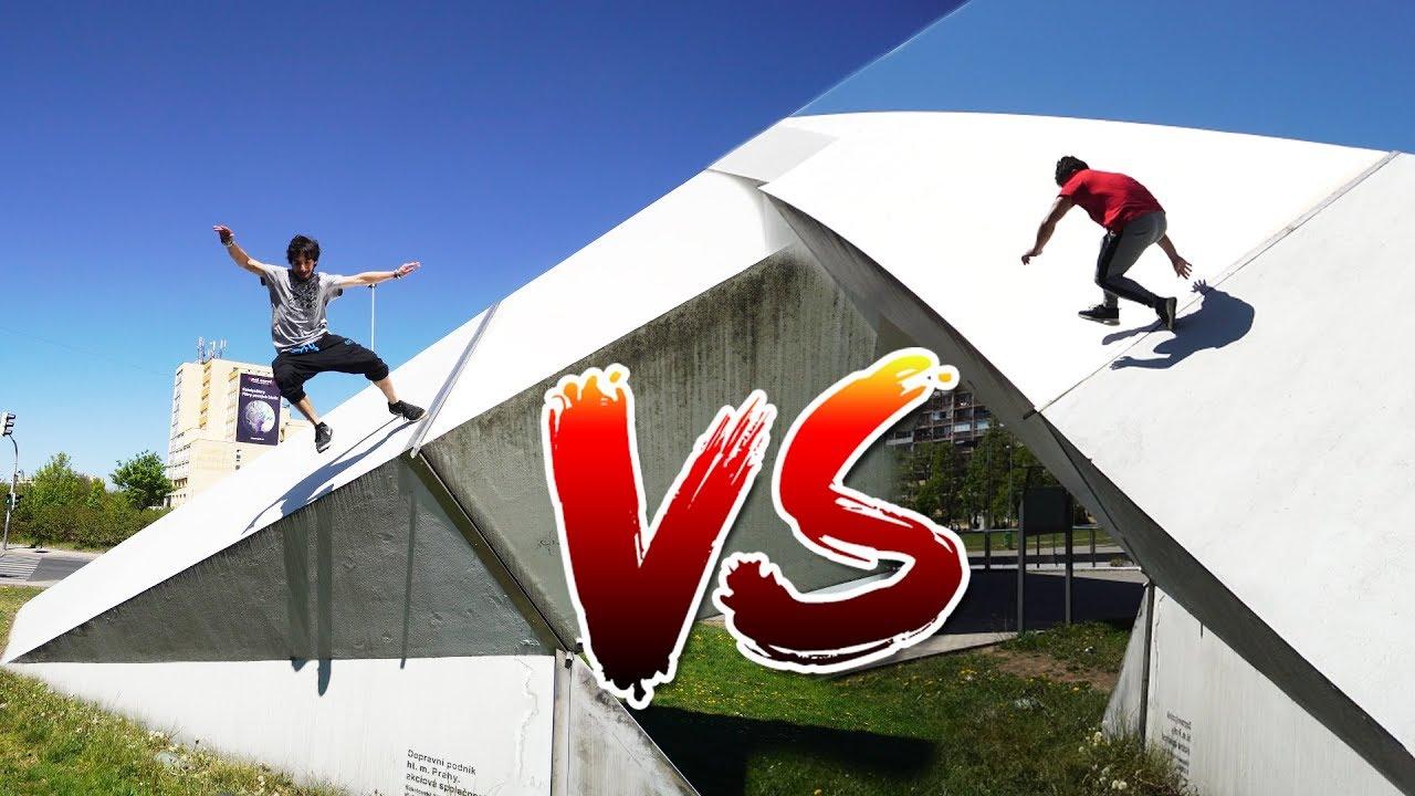 Parkour Horse Challenge #7 | Tary vs. Šinty
