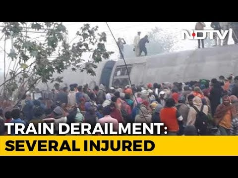 6 Dead, Many Injured As 9 Coaches Of Seemanchal Express Derail In Bihar