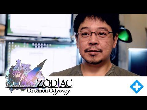 Zodiac Interview: Hitoshi Sakimoto