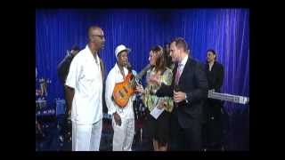 "BB&Q BAND f/ Ike Floyd (The original voice on ""On The Beat"") FOX5 GOODDAY NY 8/19/11"