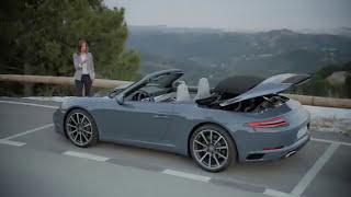 Porsche 911 Opening Closing