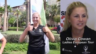 Titans Cup 2016 - Olivia Cowan Washing Machine Chip Shot