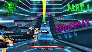 S4 League [S4Remnants] 4v4 GamePlay V GirlTeam#1 | Ziggurat Part1 [HARD MATCH]