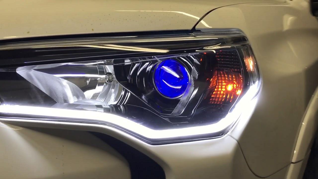 14 Toyota 4Runner Morimoto MLED BiLED Projector