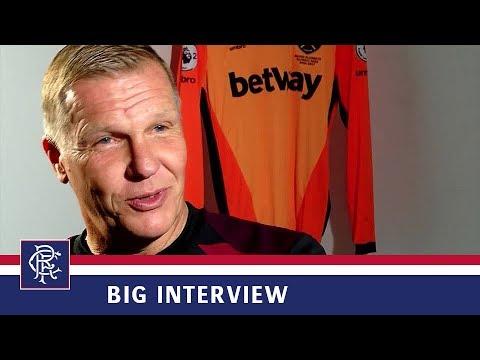 TRAILER   Chris Woods   Big Interview