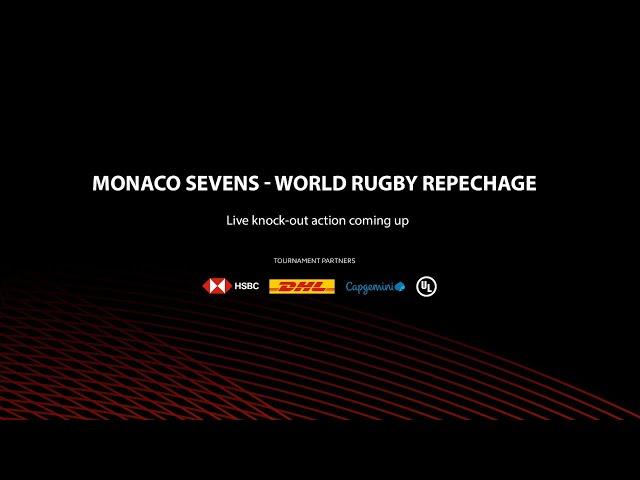 Monaco Sevens - World Rugby Repechage Day 3