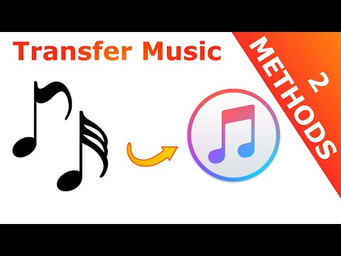 How to Transfer Music from Computer to iPhone!