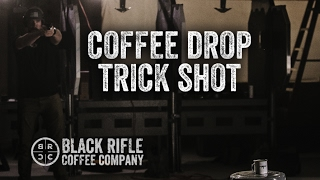 Shooting A Drop of Coffee Mid-Air