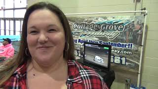 Cottage Grove Speedway-New Owner,Heather Boyce 2020